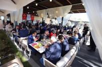 İSMAIL YÜKSEK - Karadenizliler Kahvaltıda Buluştu