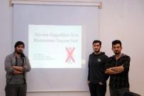 BEDENSEL ENGELLILER - KBÜ Öğrencilerinden Engelleri Kaldıran Projeler