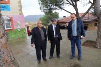 OKUL BAHÇESİ - Kırsal Mahallelerde Okul Bahçelerine Belediye Düzenlemesi
