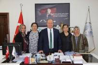 ÇEVRE KIRLILIĞI - Kızılcaköylü Kadınlar Başkan Özakcan'dan Destek İstedi