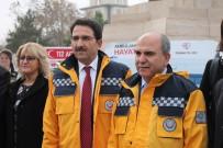 RESİM YARIŞMASI - Konya'da 112'Ye Gelen Günlük 5 Bin 400 Çağrıdan 470'İ Gerçek