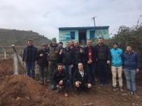 CENGIZ ERGÜN - Köseali'de Yeni İçme Suyu Evlere Verildi