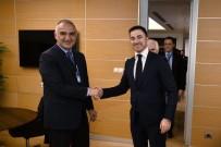 KÜLTÜR BAKANı - Kültür Ve Turizm Bakanı Ersoy Konuk Bakanlarla Bir Arada