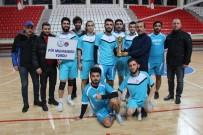 VOLEYBOL TAKIMI - KYK'lı Gençler Voleybol Turnuvasında Yarıştı