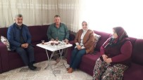 Milletvekili Keşir Başkan Yiğit İle Şehit Evine Ziyaret Etti