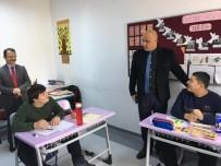 FARKINDALIK GÜNÜ - Milli Eğitim Müdürlüğü'nden Engeliler Günü Etkinliği