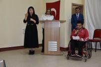 AİLE DANIŞMA MERKEZİ - Milli Halterci Karakoç Açıklaması 'Tüm Engelleri Aşarak Dünya Şampiyonu Oldum'
