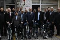 Müftülük Camilerden Toplanan Parayla Tekerlekli Sandalye Aldı