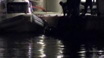 İÇMELER - Muğla'da Devrilen Su Kızağından Düşen 2 Göçmen Kurtarıldı