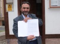 HACİZ İŞLEMİ - Muhtar Kesilen Para Cezasının Peşini Bırakmadı