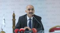 GÖREV SÜRESİ - MÜSİAD Mardin Şube Başkanı Kasap AK Parti'den Aday Adayı Oldu