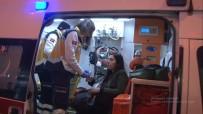 DOĞALGAZ PATLAMASI - Patlamada Korkulu Dolu Dakikaları Anlattılar