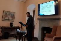 ÇEKIM - Prof. Dr. Kuşpınar, Kanada'da Hazreti Mevlana'yı Anlattı