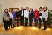 FEDERASYON BAŞKANI - Rotary 2440. Bölge Federasyonundan Başkan Kocadon'a Ziyaret