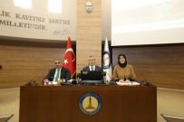 MEHMET DEMIR - Şahinbey Belediyesi Aralık Ayı Meclis Toplantısı Yapıldı