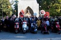 ATATÜRK ANITI - Samsun'da 3 Aralık Dünya Engelliler Günü