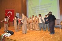 MEHMET AKTAŞ - Şırnak'ta Engelliler Gönüllerince Eğlendi