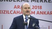 ZEYTIN DALı - Soylu Açıklaması 285 Bin 424 Kişi Ülkesine Geri Döndü