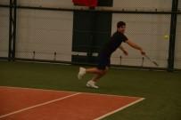 TENİS TURNUVASI - Tenis Turnuvası Sona Erdi