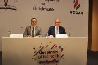 İZMİR MİLLİ EĞİTİM MÜDÜRÜ - Türkiye'de İlk Kez Uygulanacak Proje İçin İmzalar Atıldı