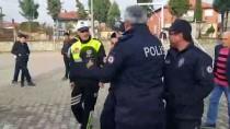 Uşak'ta Engelli Çocuklar Polis Oldu