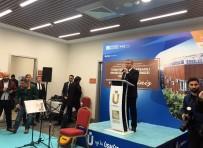 ÜSKÜDAR BELEDİYESİ - Üsküdar'da 7 Yıldızlı Engelli Merkezi Açıldı