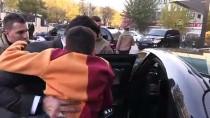 CEYHUN DİLŞAD TAŞKIN - Vali Engelli Genci Makam Aracıyla Programa Götürdü