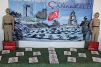 ÇIÇEKLI - Van'da 'Çanakkale Savaş Malzemeleri Müzesi' Sergisi