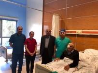 ŞIRNAK VALİSİ - 83 Yaşındaki Vatandaş Vali Eşinin Girişimiyle Sağlığına Kavuştu