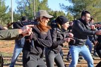 TOMB RAIDER - Antalya'nın Kadın Polisleri Erkek Meslektaşlarına Taş Çıkartıyor