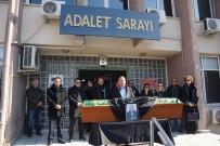 Aydınlı Avukat Özdemir, Son Yolculuğuna Uğurlandı