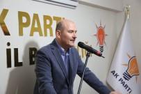 Bakan Soylu Açıklaması 'Tayyip Erdoğan, 4,5 Yıl Boyunca Sahada Bir CHP'ye Gol Atacak Bir PKK'ya Gol Atacak'
