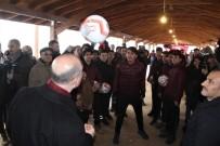Bakan Soylu, Tunceli'de Top Oynadı