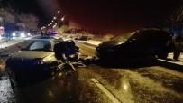 Bolu'da Zincirleme Trafik Kazası Açıklaması 1 Ölü