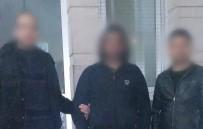 GÖÇMEN KAÇAKÇILIĞI - Bot Şişirirken Yakalanan İki İnsan Taciri Tutuklandı
