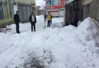 Üzerine kar düşen çocuğun feci ölümü