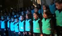 Çocuklardan Yeni Yıl Şarkısı