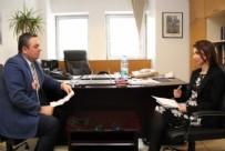 ETIYOPYA - Interview with the Ambassador of the Republic of Turkey in Addis Ababa  Mrs. Yaprak ALP  / Etiyopya Büyükelçisi Yaprak Alp röportajı