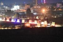 Irak'tan Gelen ABD Konvoyu Kamışlı'da