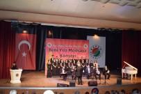 SANAT MÜZİĞİ - Kepez'den Yeni Yıla Merhaba Konseri