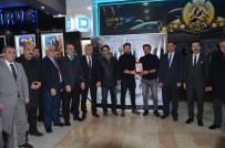 'Kurtlar Ve Çakallar' İsimli Filmin İlk Gösterimi Kastamonu'da Gerçekleşti