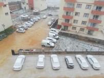 Mardin'de Kar Yağışı Etkili Oldu