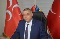 SİYASİ PARTİLER - MHP Düzce Belediye Başkan Adayı Erdoğan Bıyık Oldu