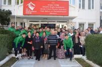 İLKAY - Muğlaspor'dan Huzurevi Sakinlerine Yeni Yıl Ziyareti