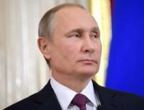 VLADIMIR PUTIN - Putin'den Trump'a flaş mesaj