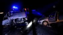 HASAN ŞıLDAK - Şehit Babası Trafik Kazasında Hayatını Kaybetti