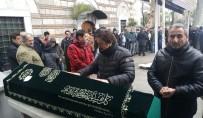 AHMET ŞAHIN - Selami Şahin Ağabeyini Son Yolculuğuna Uğurladı