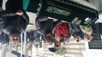 AHMET ŞAHIN - Selami Şahin Vefat Eden Ağabeyini Son Yolculuğuna Uğurladı
