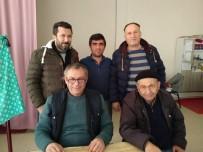 YENI CAMI - Selendi Ziraat Odası'nın Delege Seçimleri Tamamlandı