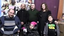 AKÜLÜ SANDALYE - Siirt'te Engelliye Akülü Sandalye